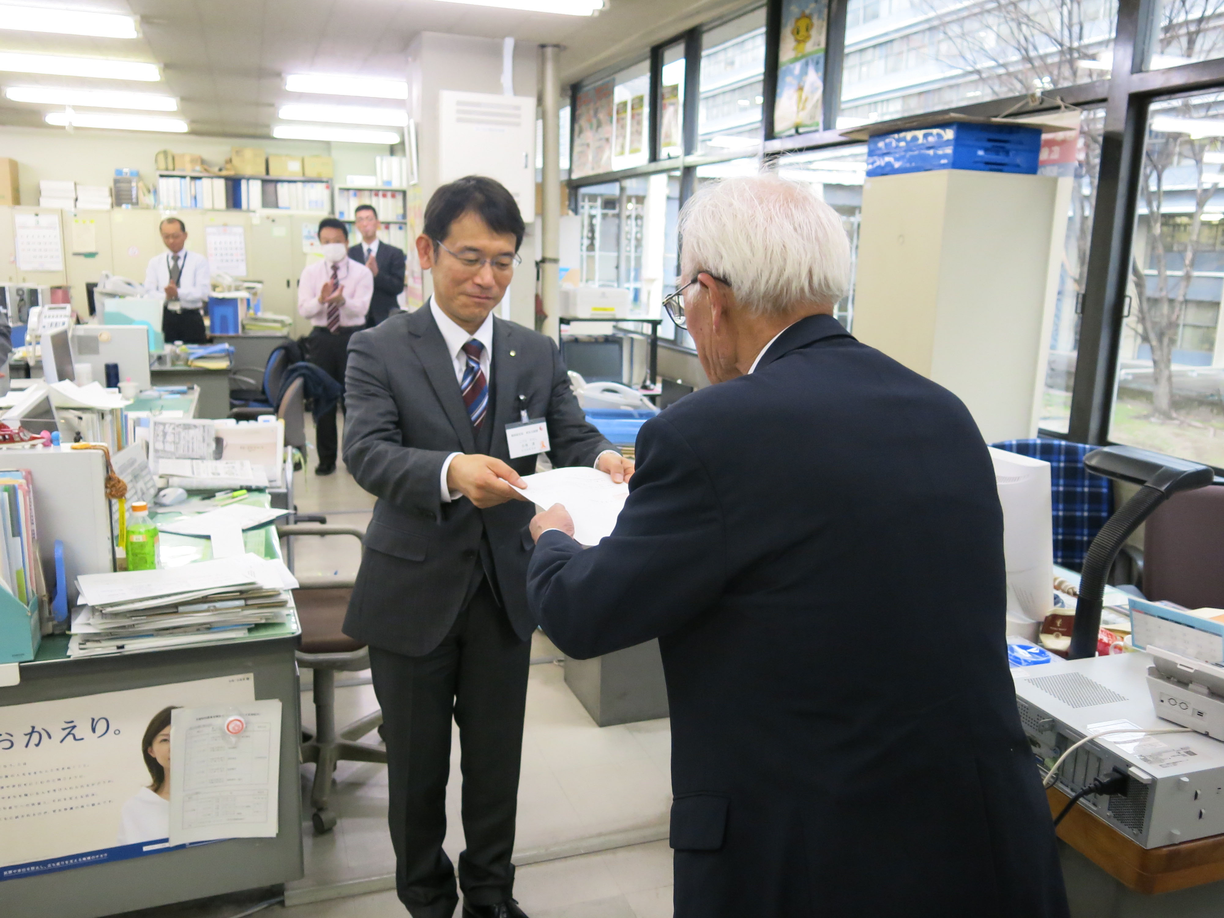 西中国山地自然史研究会が,広島県初認定のNPOに