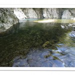 奥滝山峡散策